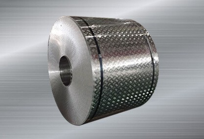 Aluminum Tread Coil/Sheet